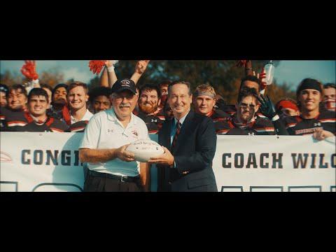 300th Win for Coach Wilcox - Benedictine College