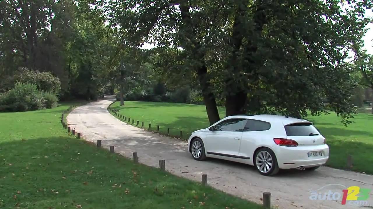 2011 Volkswagen Scirocco 2 0 Tdi Review Youtube