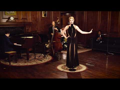 Chasing Pavements - Adele (1920s Gatsby Style Cover) ft. Hannah Gill