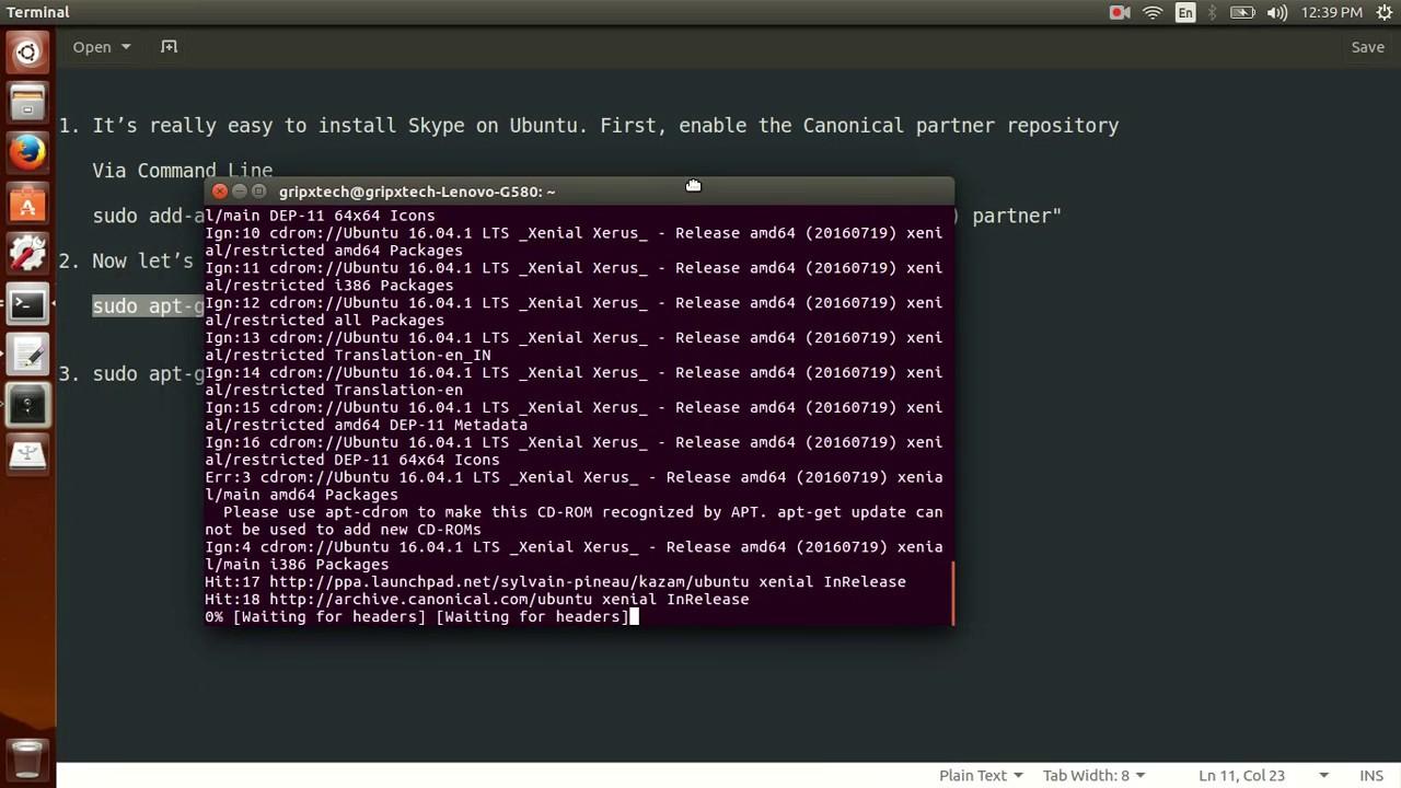 avast ubuntu 17.10