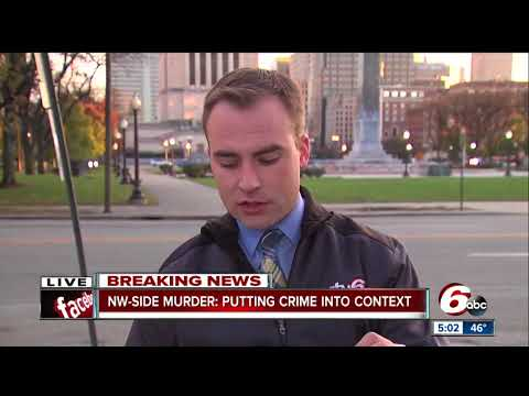 Police: Murder of IU School of Medicine director was random act of crime