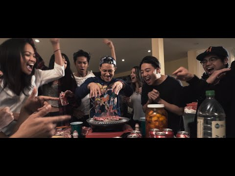 I LOVE KBBQ MV feat. DANakaDAN (Prod. Holder/MLW)