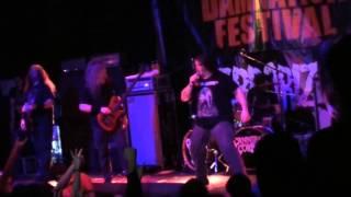 Cannibal Corpse Live Damnation festival 2014 Kill or Become Sadistic Embodiment Icepick Lobotomy