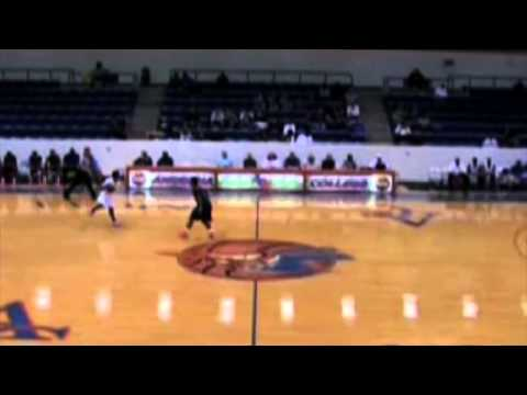 Deiondray Martin Angelina College 2014-15 Season Highlights