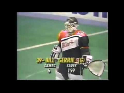 1992 MILL Playoff Semi-Final - Buffalo @ Detroit