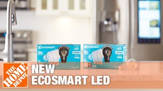 Electrical at The Home Depot - the New EcoSmart LED