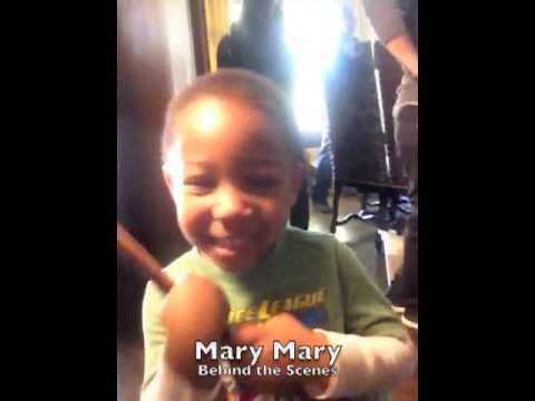 Goo Behind the Scenes of We TV Mary Mary