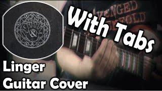 【Of Mice & Men   ''Linger''   Guitar Cover + Tabs】