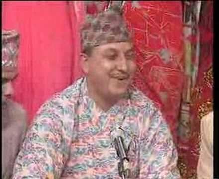 Ram Prasad Khanal's nepali teej song 2010 (folk duet song)  part 1