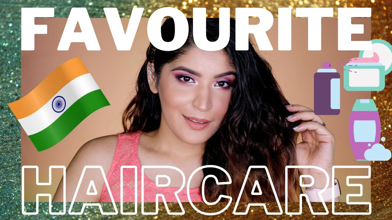 My Favourite Made In India Hair Care Products | Shreya Jain
