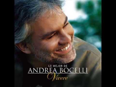 Andrea Bocelli - Con Te Partiro - Remix By Amine Nouri