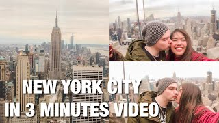 MY FIRST TIME IN NEW YORK CITY!!! | PART 2