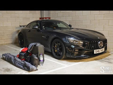 1000km in a Day! The Highest Mileage AMG GT R? | VLOG