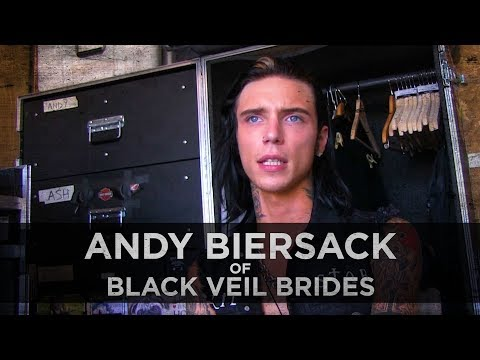 I Made The Decision To Rise Above - Andy Biersack of Black Veil Brides