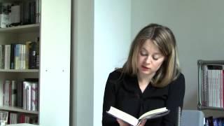"""Charlotte Krüger liest aus """"Mein Großvater, der Fälscher"""", erschienen 2015 im Verlag DVA"""