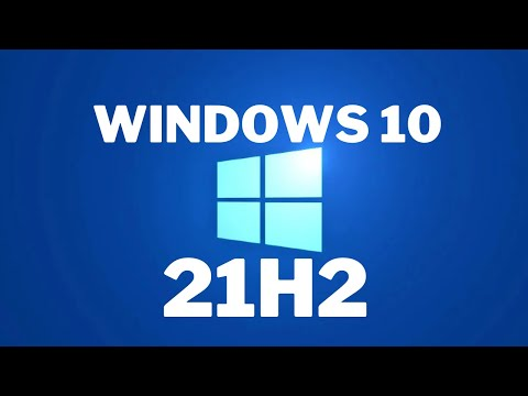 Windows 10 21H2 Released | Features and More