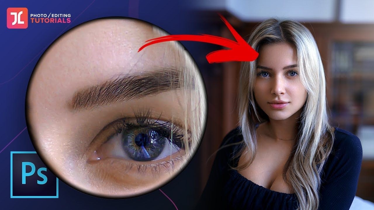 The BEST Way To QUICKLY Fill in & Sculpt PERFECT Eyebrows ...