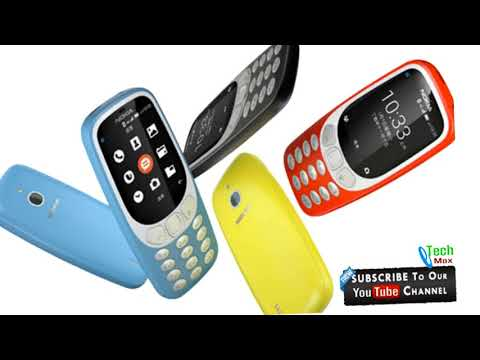 NEW NOKIA 3310 4G SMARTPHONE PRICE IN PAKISTAN