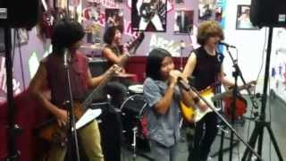 "Four Times Charm ""Smells Like Team Spirit"" by Nirvana @ Archie's! - 8/15/13 Thumbnail"