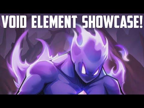 Monster Showcase: Void Element - Card Monsters