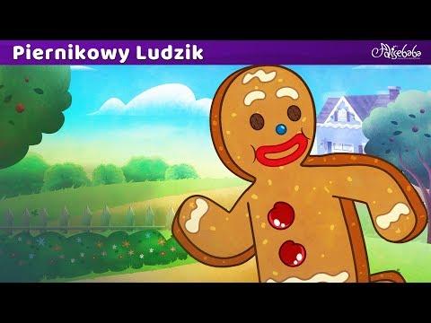 Piernikowy Ludzik Bajka dla dzieci po Polsku If you are happy piosenka