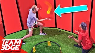 Playing Spikeball with WALLS!! thumbnail
