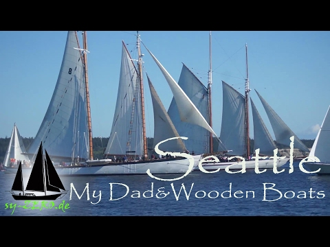 16-31_Seattle - my Dad & Wooden Boats (sailing syZERO)