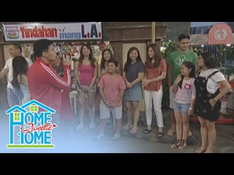 Home Sweetie Home: Erik Santos visits Home Sweetie Home
