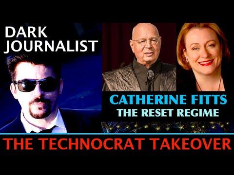 Dark Journalist - Catherine Austin Fitts Stopping The Technocrat Takeover!