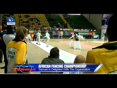 Nigeria Win Medals At African Fencing Championship |Sports Tonight|