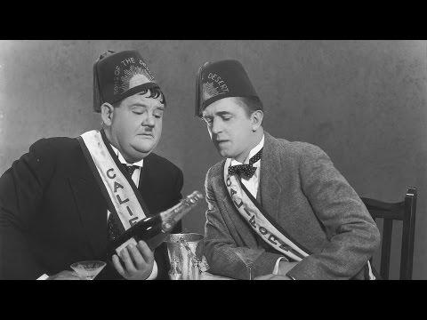 Laurel and Hardy: Sons of the Desert (1933) Full Masonic lodge scene