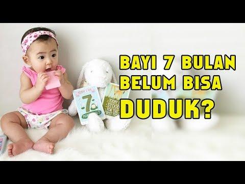 Bayi Duduk Usia Berapa - Bayi Duduk Umur Brp - Tanda Bayi Akan Duduk - Ajar Bayi Duduk.