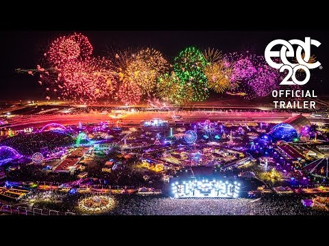 EDC Las Vegas 2016 Official Trailer