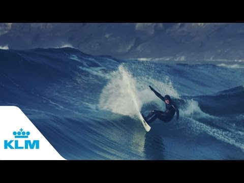 KLM Surf - Destination Norway (extended version 4K quality)