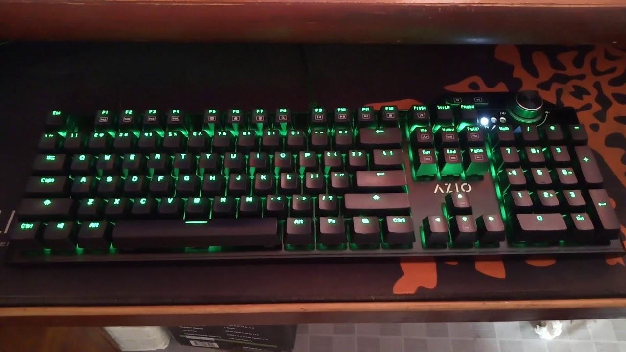 18a6561b82f Azio MGK L80 RGB Mechanical Keyboard Review - Dragon Blogger Technology