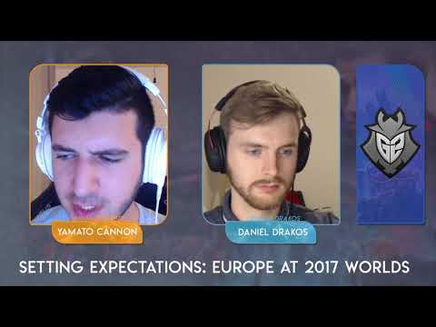 Expectations for Europe