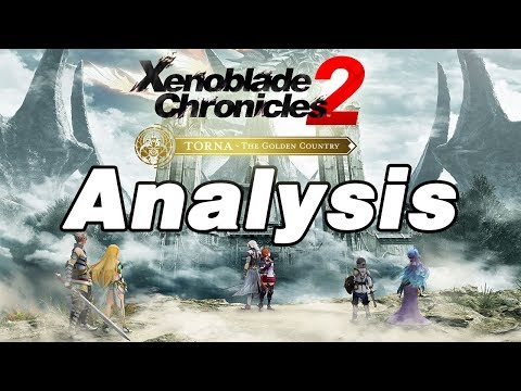 Torna: The Golden Country - Footage Breakdown/Predictions (Xenoblade Chronicles 2 DLC)