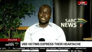 VBS Bank victims react: Mike Maringa