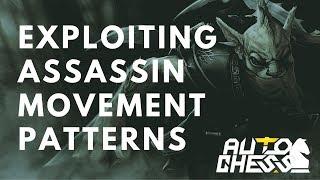 Exploiting Assassin Movement Patterns