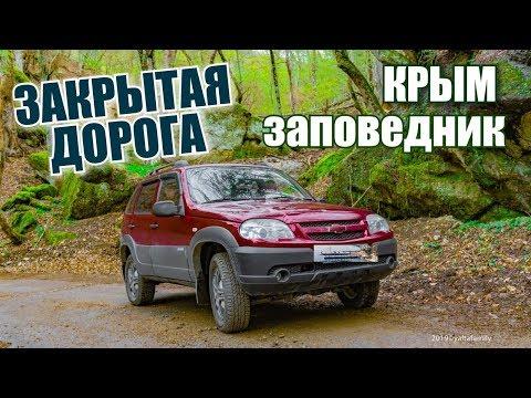 Крым. Снег в