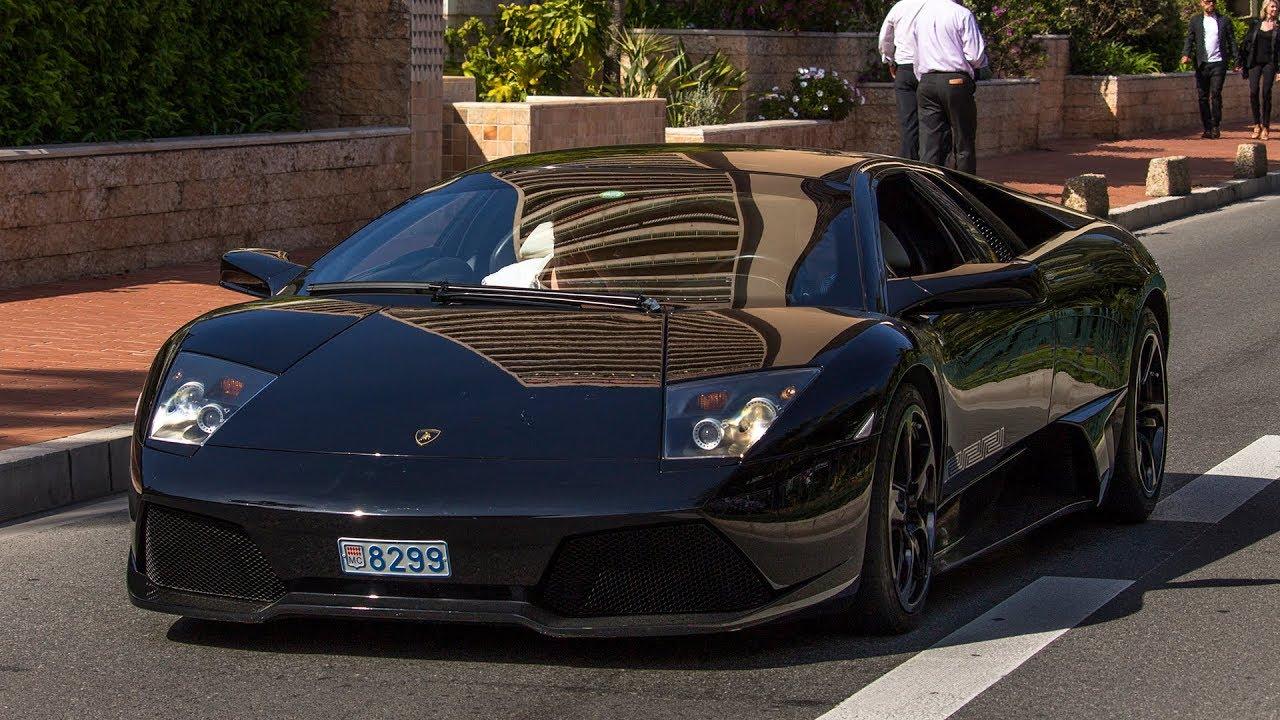 Lamborghini Murcielago Lp640 4 Versace 1 Of 10 Overview And