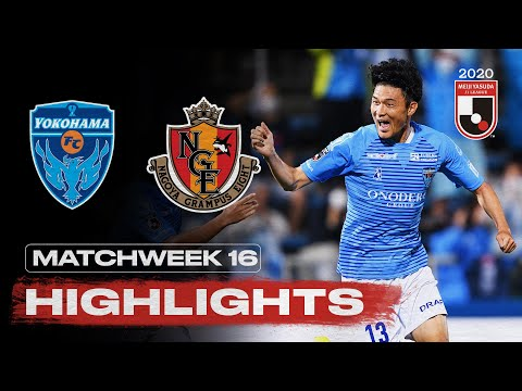 Yokohama FC Nagoya Goals And Highlights