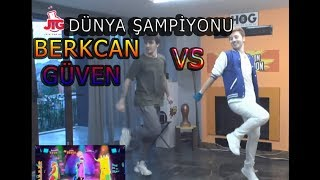 JTG - BERKCAN GÜVEN VS DÜNYA ŞAMPİYONU JUST DANCE (REKOR!)