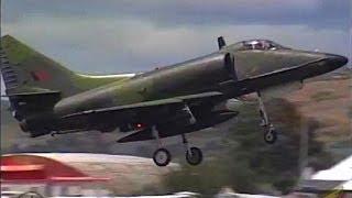 RNZAF A-4 Skyhawks