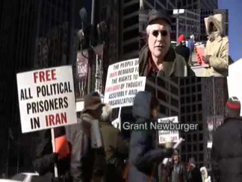 Freedom & Democracy in Iran 13-FEB-2010 Chicago.wmv
