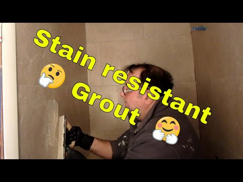 🤔Grout options and things to know about grout. Mapei Flexcolor CQ how to apply.