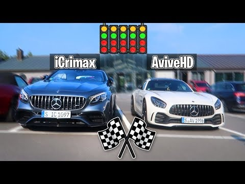 S63 Gegen AMG GTR! (AviveHD Vs ICrimax)