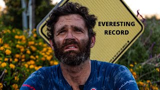 CRAZIEST TREND IN CYCLING? - Everesting Record Attempt