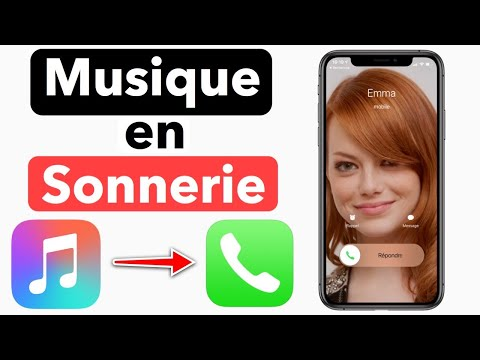 Comment Mettre Une Musique En Sonnerie Sur IPhone (sans Ordinateur)