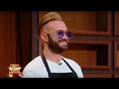 Roby Roberto, show la Chefi la Cutite: Să vă dea Dumnezeu sănătate și Măicuța Domnului dimp